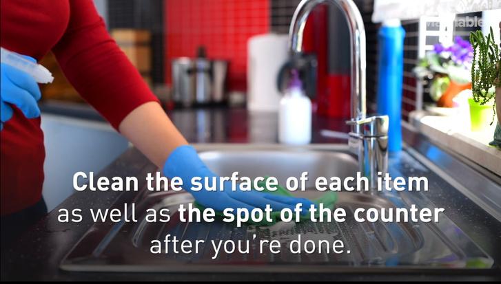 Фото №2 - Как правильно обрабатывать продукты из магазина во время эпидемии коронавируса (видео и фото)