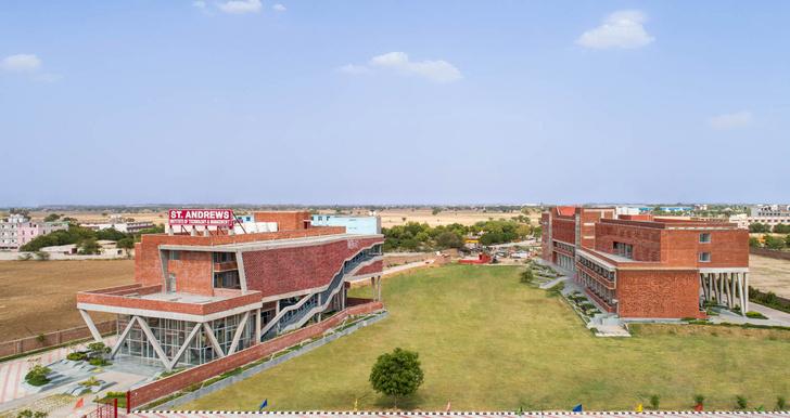 Фото №10 - Здание с нулевым потреблением энергии в Индии