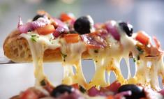 Быстрая пицца на сковороде: вкуснейшее блюдо за 10 минут