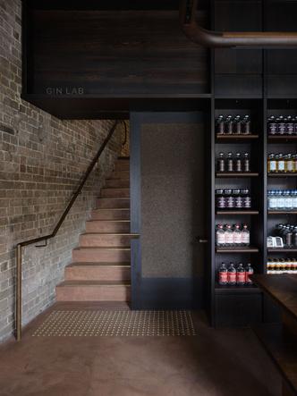 Фото №9 - Бар-магазин Four Pillars Gin Laboratory в Сиднее