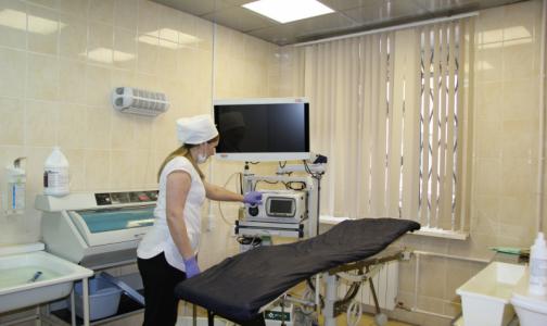 Фото №1 - В Колпинском районе открылся центр амбулаторной онкологии