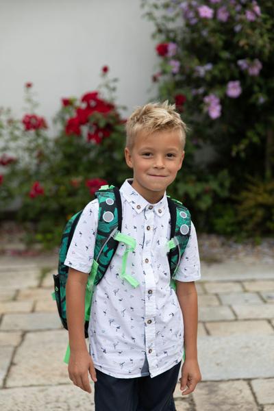 Фото №1 - Детский фотоконкурс «Готовимся к осени»: голосуем за лучшие кадры