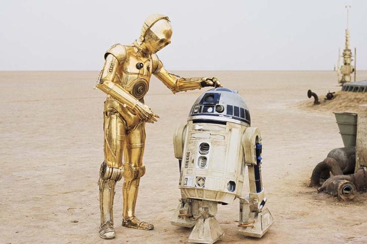 Фото №1 - Места силы: 5 идей для кинопутешествия по мотивам «Звездных войн»