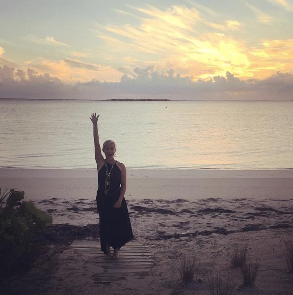 Фото №28 - Звездный Instagram: Знаменитости на море