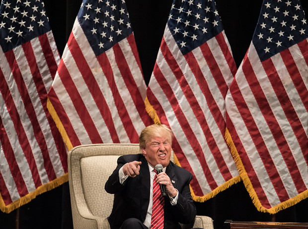 Фото №8 - 5 вещей, которым Дональд Трамп никогда не изменял