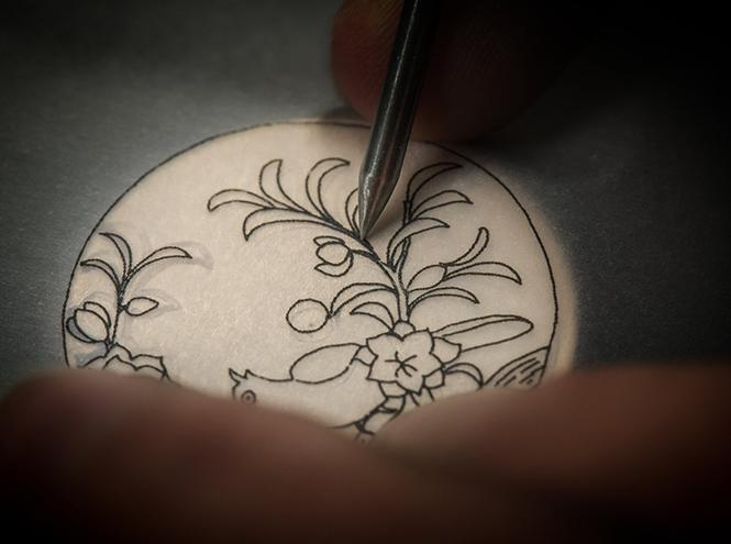 Фото №4 - Магия создания часов Mademoiselle Prive Glyptique от Chanel