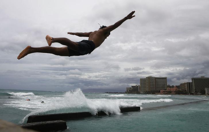 Фото №1 - Один кадр: Гавайи