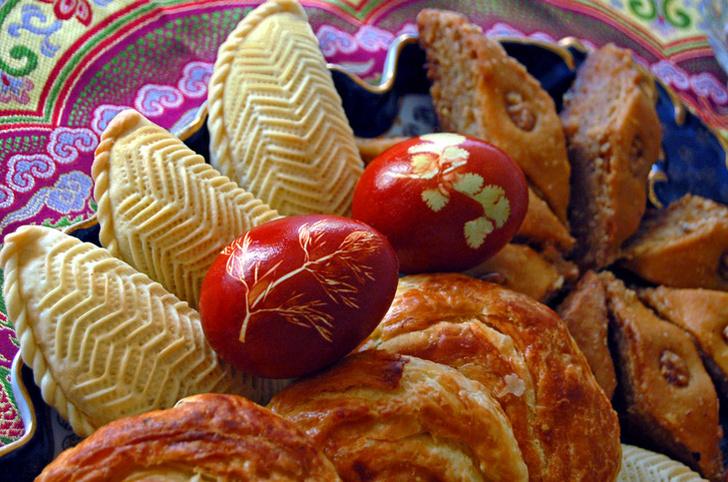 Фото №1 - 3 рецепта иранской кухни для Новруза