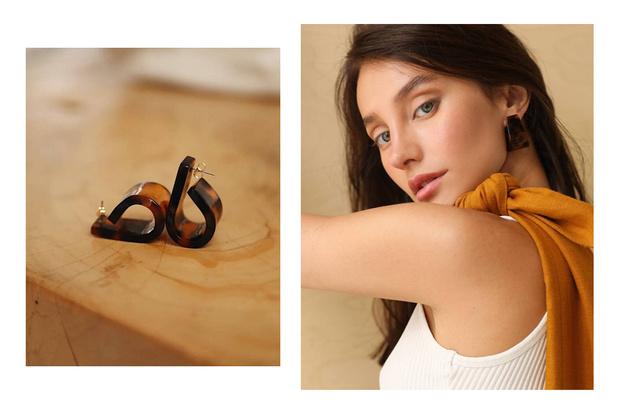 Фото №5 - Шесть «черепаховых» украшений, которые вам стоит подарить самой себе