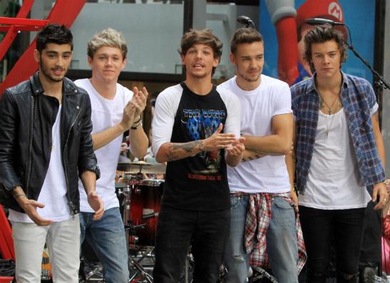 Фото №1 - One Direction могут стать круче U2