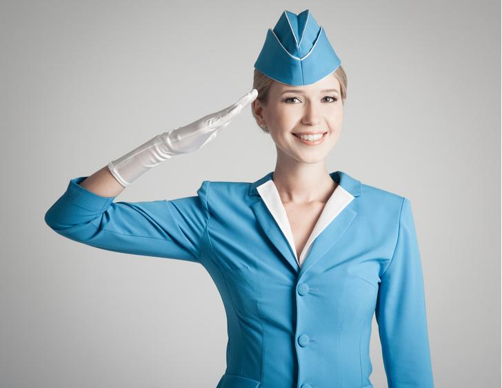 Фото №1 - Названы авиакомпании с самыми привлекательными стюардессами