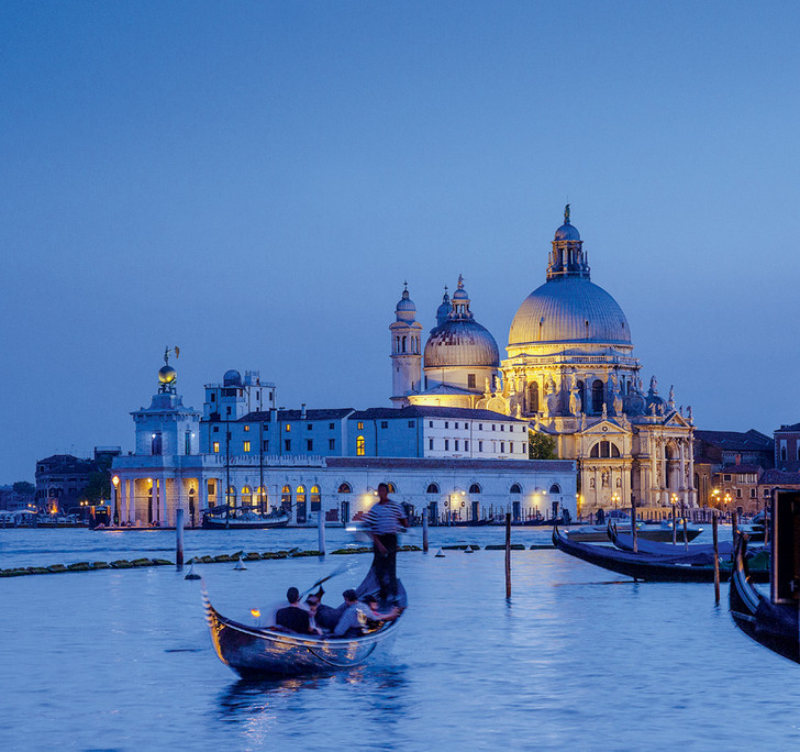 Фото №1 - Венеция: под маской Льва