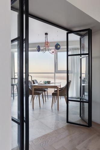 Фото №7 - Квартира в Перми 120 м² с панорамным видом на Каму