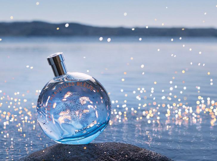 Фото №1 - Мечты о море: аромат Eau des Merveilles Bleue от Hermes
