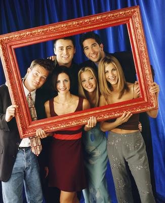Фото №2 - Только настоящий фанат сериала «Друзья» пройдет этот тест без ошибок