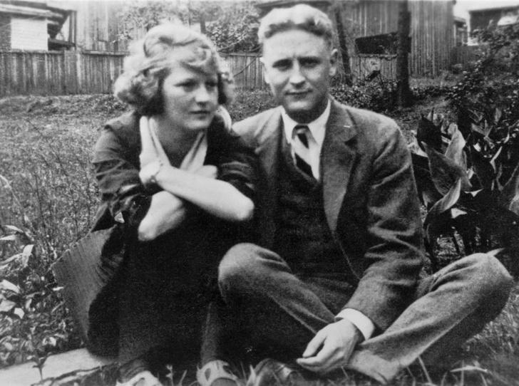 Фото №1 - Прекрасные и обреченные: разрушительная любовь Фрэнсиса Скотта Фицджеральда и Зельды Сейр