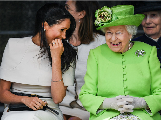 Фото №3 - Главное модное табу герцогини Кейт (и при чем здесь Королева)