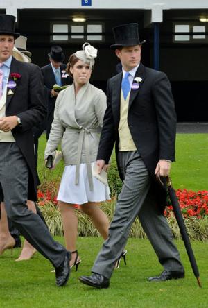 Фото №2 - Сестра и лучшая подруга: принц Гарри и его особые отношения с принцессой Евгенией