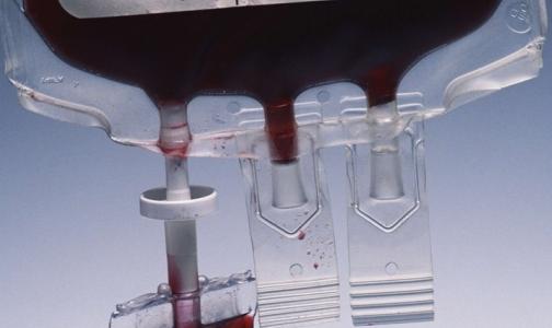 Фото №1 - Переливание искусственной крови прошло успешно