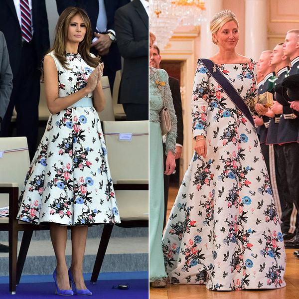 Фото №14 - Что винить — платье или фигуру? Почему так по-разному выглядят звезды в одинаковых нарядах