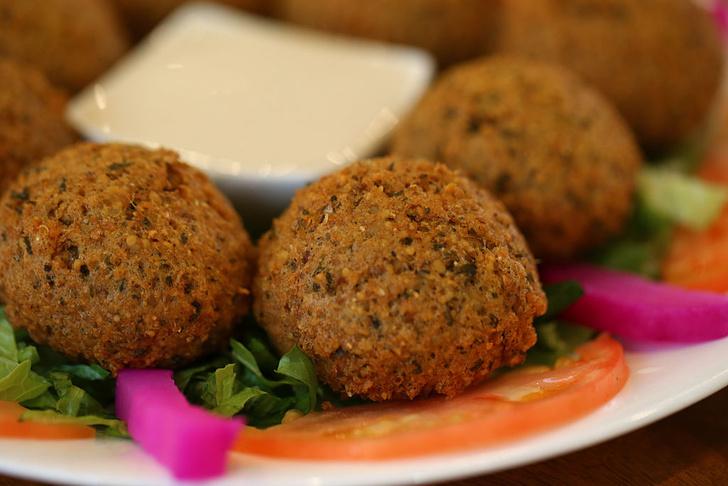 Фото №3 - Пища Земли обетованной: что едят в Израиле