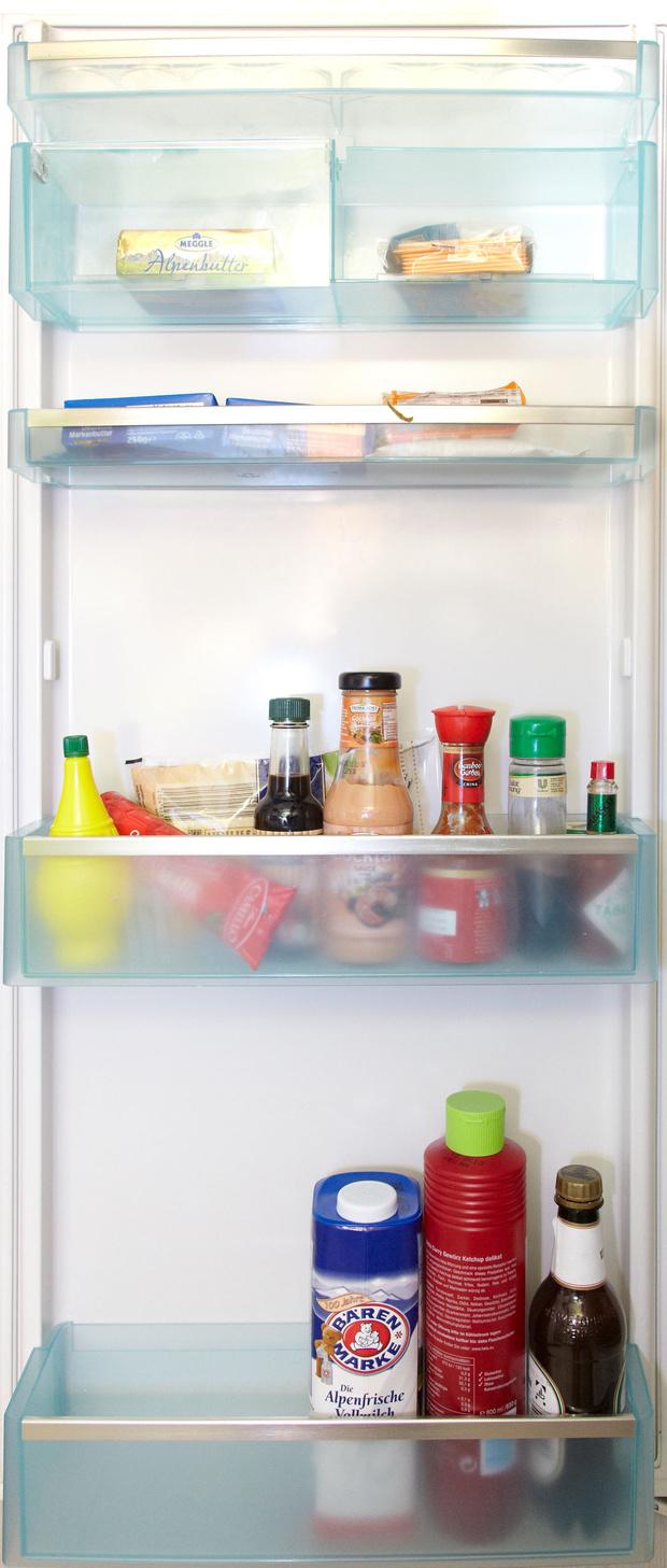 Фото №78 - Что лежит в холодильнике у жителей разных стран: 54 любознательных фото