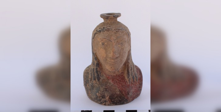 Фото №1 - Новые находки рассказали об истории древнего Пергама