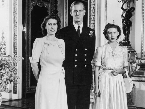 Фото №2 - Повод для ревности: почему принцесса Маргарет таила обиду на Филиппа