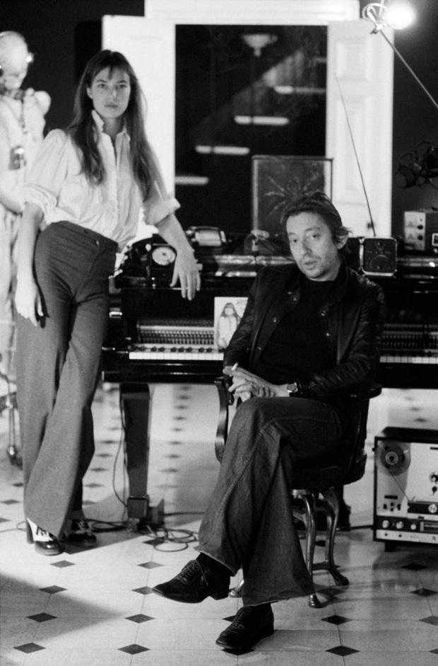 Фото №18 - Серж Генсбур и Джейн Биркин— самая стильная пара своего поколения. И вот почему