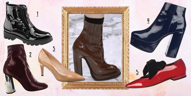 Фото №5 - Самая актуальная обувь этой осени