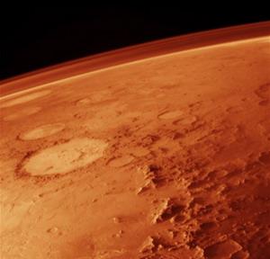Фото №1 - Климат на Марсе менялся недавно