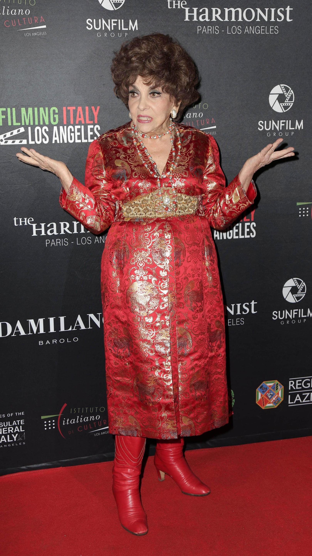 Как выглядит Джина Лоллобриджида — самая красивая актриса 50-х