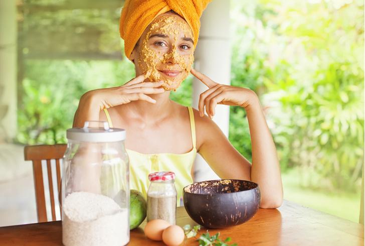 Фото №1 - Экспресс-маска для лица. Красота за 5 минут