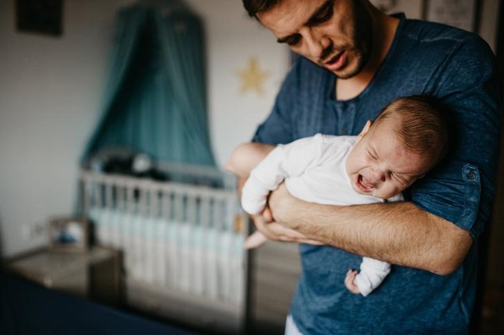 колики у новорожденного что делать