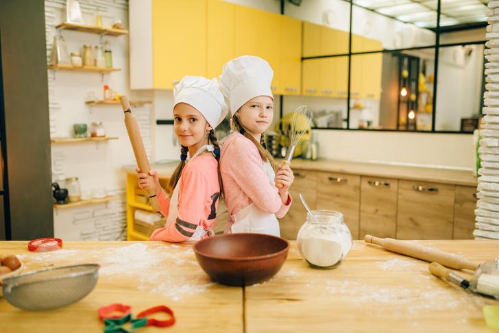 Кулинарный детский батл