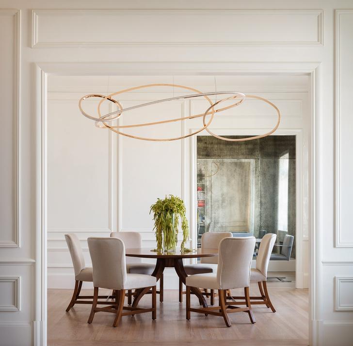 Фото №1 - Новая классика: элегантная квартира в Сан-Франциско