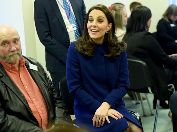 Фото №3 - Как герцогиня Кейт борется за здоровье жителей Великобритании