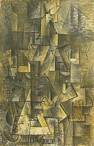 Фото №11 - Другое измерение: 8 секретов «Авиньонских девиц» Пикассо