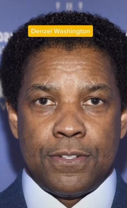 Фото №8 - Как выглядели бы знаменитости, если бы их лица были абсолютно симметричными (фото и видео)