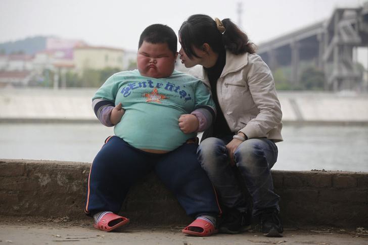 Фото №1 - Крохи-тяжеловесы: 7 самых больших детей в истории