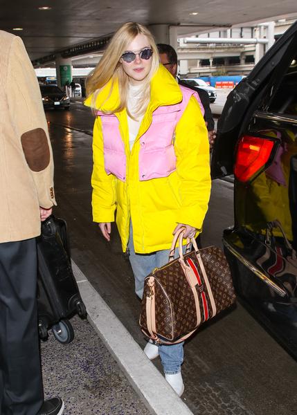 Фото №6 - Что носить зимой: модные образы от селебов