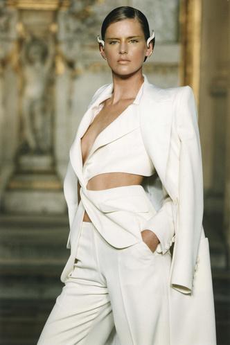 Фото №7 - Муза Лагерфельда и аристократка: какой была супермодель 90-х Стелла Теннант