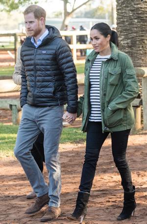 Фото №6 - Стильная беременность Меган Маркл: главные модные предпочтения герцогини