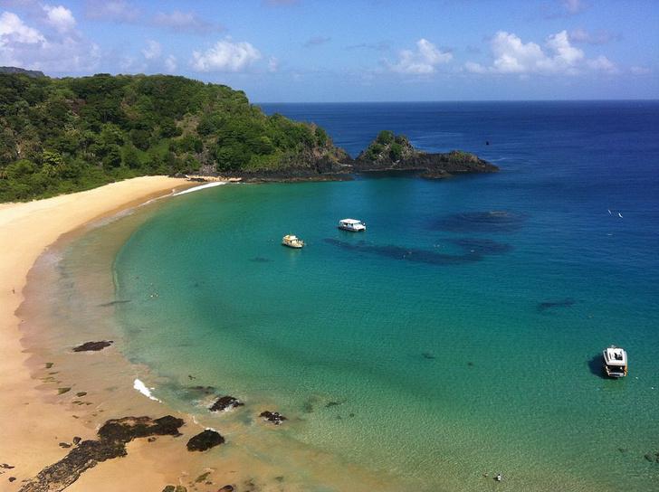 Фото №1 - Названы лучшие пляжи мира