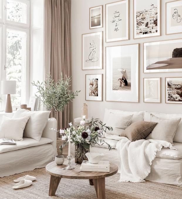 Фото №7 - Картины на стене: 10 идей для домашней галереи