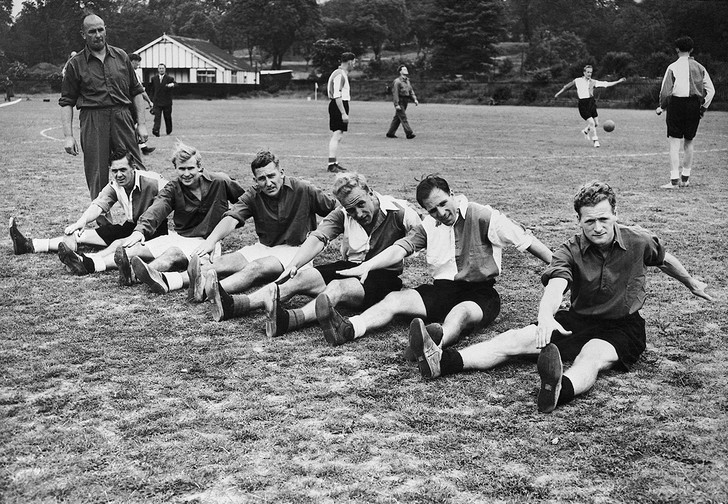 Фото №1 - Чудо на газоне: невероятный матч, который сборная Англии проиграла сборной США