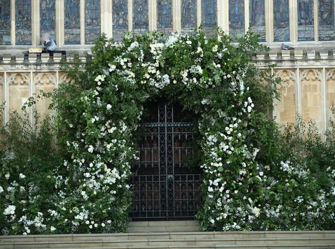 Фото №32 - Факты о свадьбе принца Гарри и Меган Маркл, которые войдут в историю