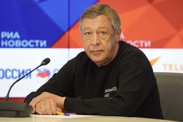 <p>Михаил Ефремов</p>