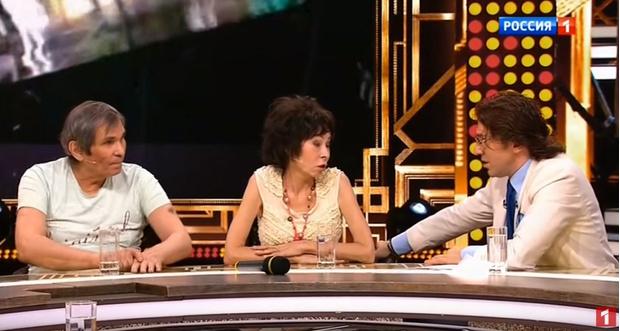 Бари Алибасов, Марина Хлебникова, Андрей Малахов