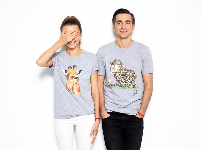 Фото №3 - Лукбук: Наталья и Мурад Османн для «Я лечу»